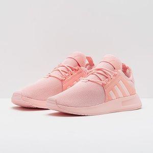 Adidas pink X_PLR shoes
